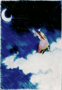 Le gardien de lune